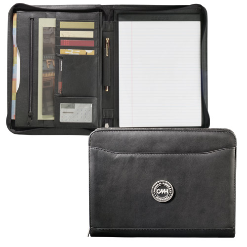 Picture of Millennium Leather Padfolio