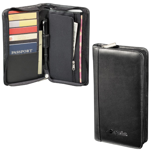 Picture of Millennium Leather Travel Wallet