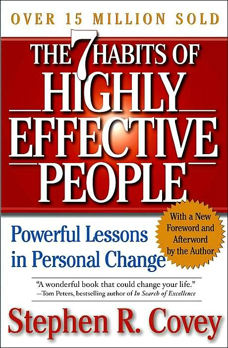 Picture of Business Bestsellers: The 7 Habits of Highly Effective People