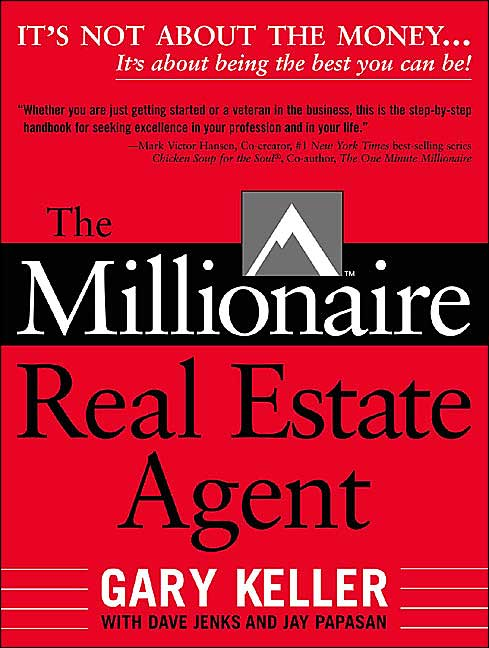 Picture of Books: Business Bestsellers: The Millionaire Real Estate Agent, Promotional Real Estate Agent