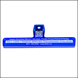 Picture of Big Bag Clip, Promotional Logo Big Bag Clip