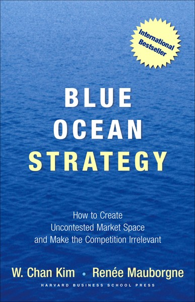 Picture of Business Bestsellers: Blue Ocean Strategy