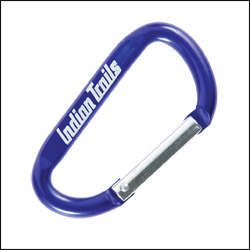 Picture of 60mm Carabiner, Promotional Logo 60mm Carabiners