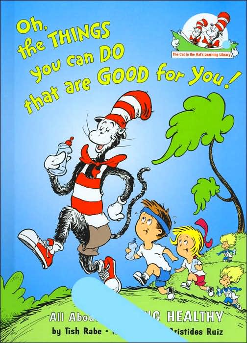 Picture of Gift Book: Children: Dr. Seuss: Oh, the Things You Can Do that are Good for You!
