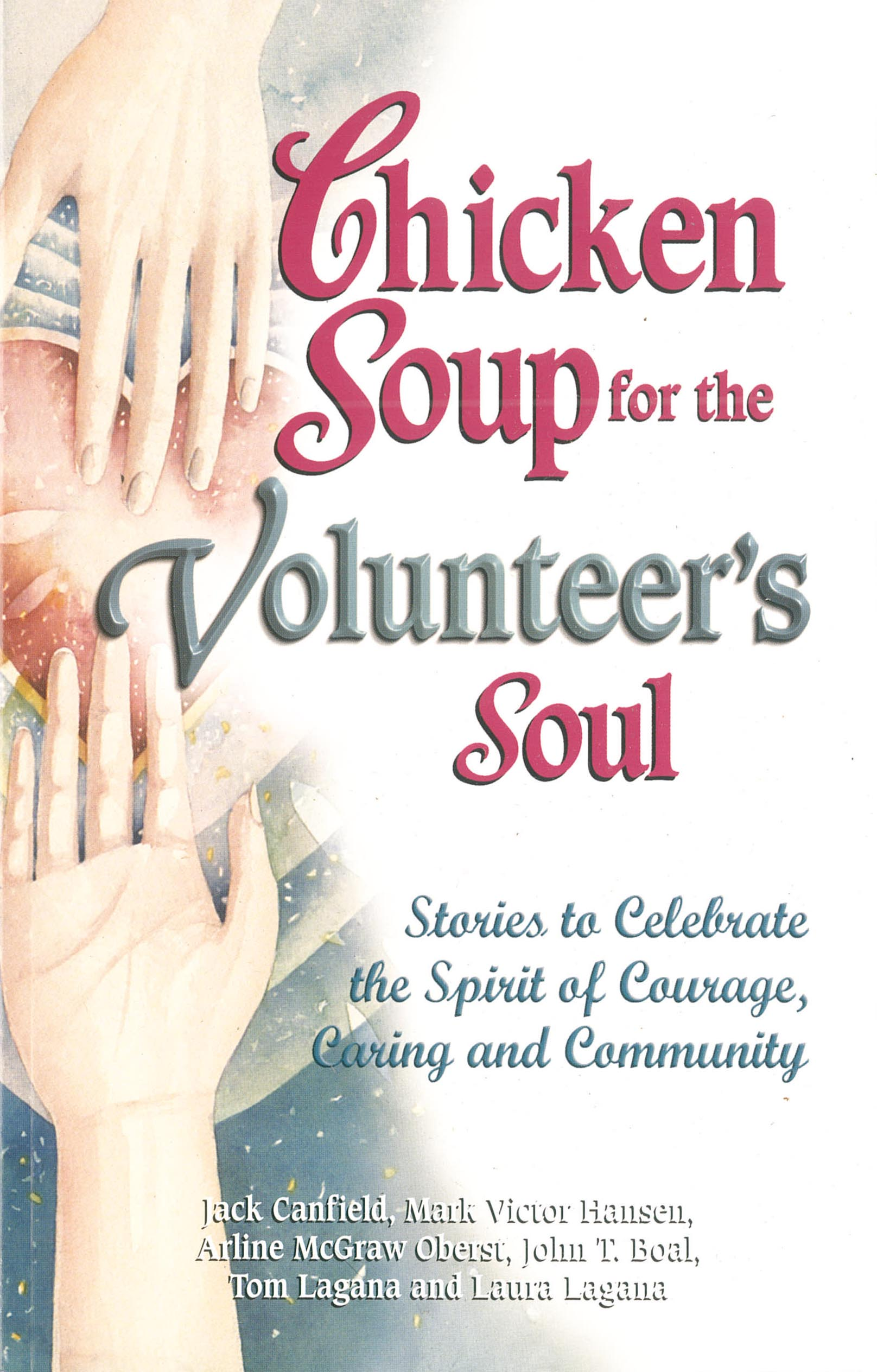 Picture of Gift Book: Chicken Soup for the Volunteer's Soul