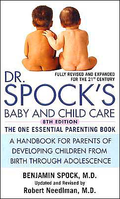 Picture of Gift Book: Dr. Spock's Baby and Child Care