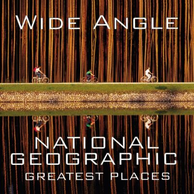 Picture of Gift Book: National Geographic Greatest Places: WIDE ANGLE, Promotional Logo Gift Books