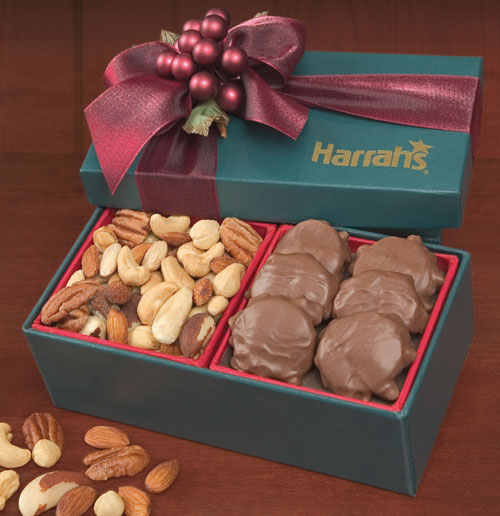 Picture of Mixed Nuts & Pecan Turtles Gift Assortment