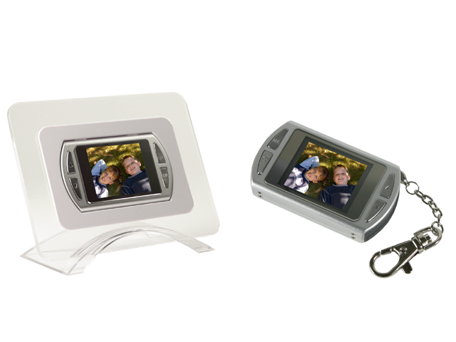 Picture of Digital Photo Frame Keychain
