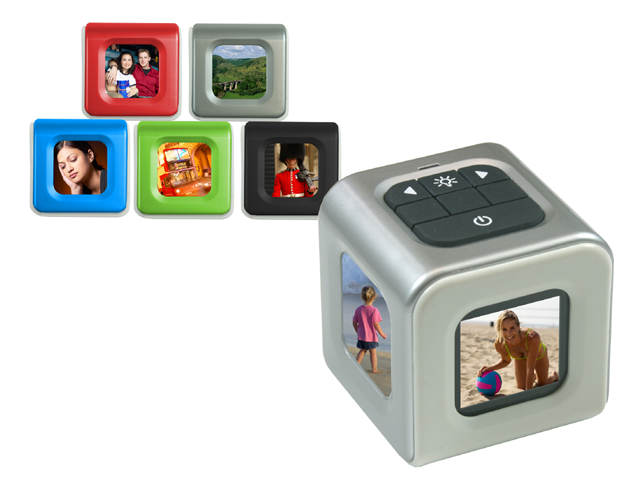 Picture of Digital Photo Cubes