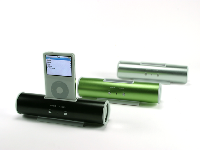 Picture of MP3 Portable Audio IPOD Speaker