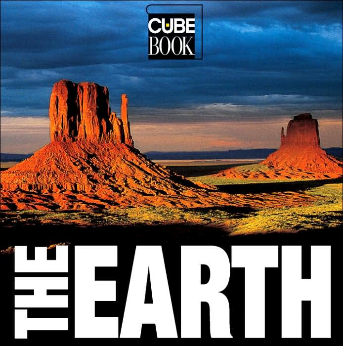 Picture of Gift Book: Cubebook: The Earth