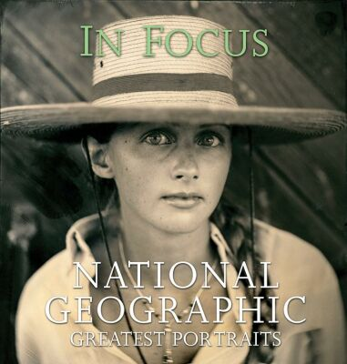 Picture of Gift Book: National Geographic Greatest Portraits: IN FOCUS, Promotional Logo Gift Books
