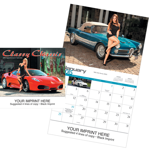 Picture of Classy Chassis Calendar