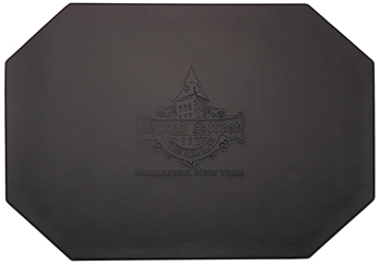 Picture of Menucoverman.com #PLACEMATS-OCT-13X17 - Restaurant Place Mat