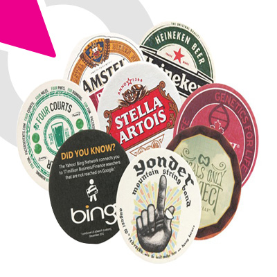 Picture of Imprinted Beverage Coasters