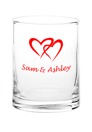 Picture of Personalized Votive Candle Holders