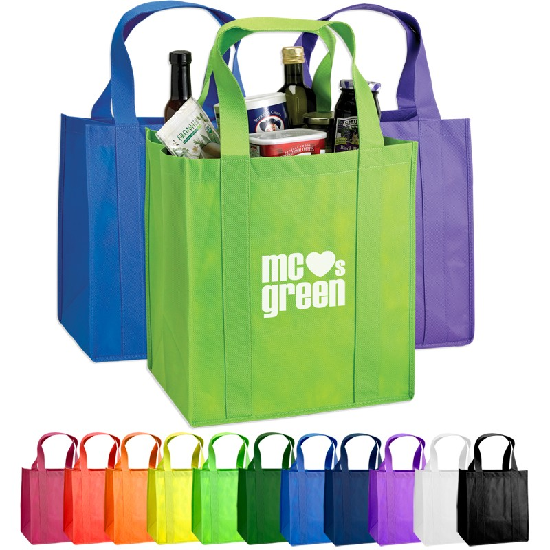 Picture of Atlas Nonwoven Grocery Tote