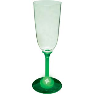 Picture of 7oz Lighted Standard Stem Champagne Flute