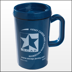 Picture of 14 oz. Little Joe Insulated Mug, Promotional Logo 14 oz. Little Joe Insulated Mug
