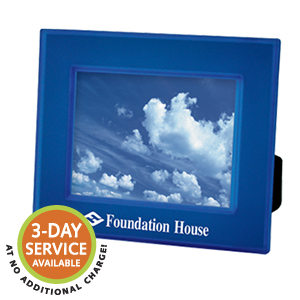 "Picture of 3-1/2"" x 5"" Translucent Picture Frame"