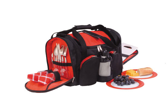 Picture of Adventure Class - 2 Person Picnic Set, Promotional Logo Adventure 2 Person Picnic Set