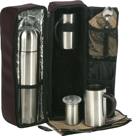 Picture of The Café Chalet Coffee Set, Promotional Logo Café Chalet Coffee Set