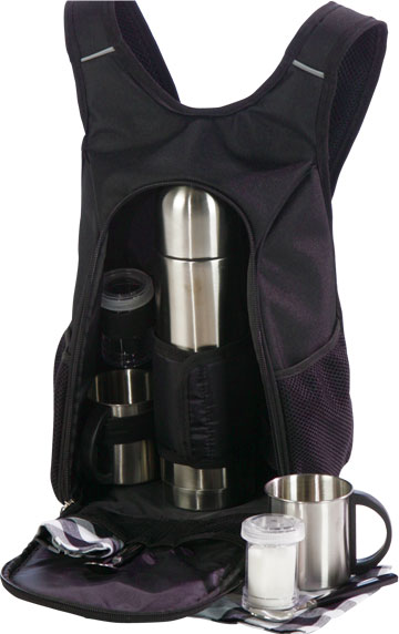Picture of Coffee Backpack - The Java Journey