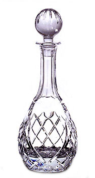 Picture of Moyola Crystal Wine Decanter