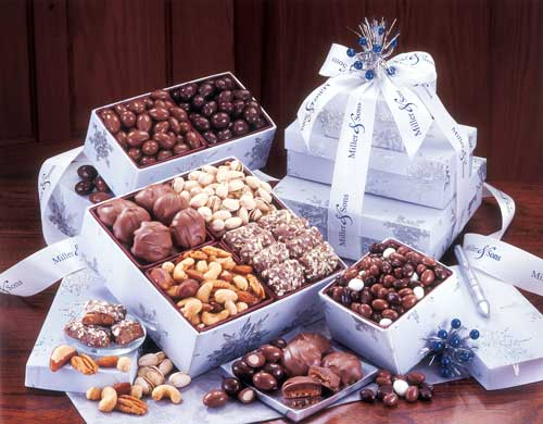 Picture of Gourmet Snowflake Sampler