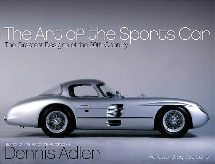 Picture of Gift Book: The Art of the Sports Car: The Greatest Designs of the 20th Century