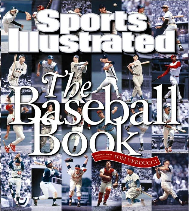 Picture of Sports Book: The Baseball Book, Promotional Logo Baseball Book
