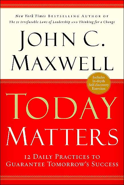Picture of Business Bestsellers: Today Matters