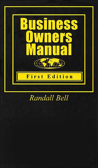 Picture of Quick-Ref Pocket Guides: Business Owners Manual