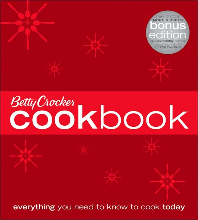 Picture of Cookbooks: Betty Crocker Cookbook