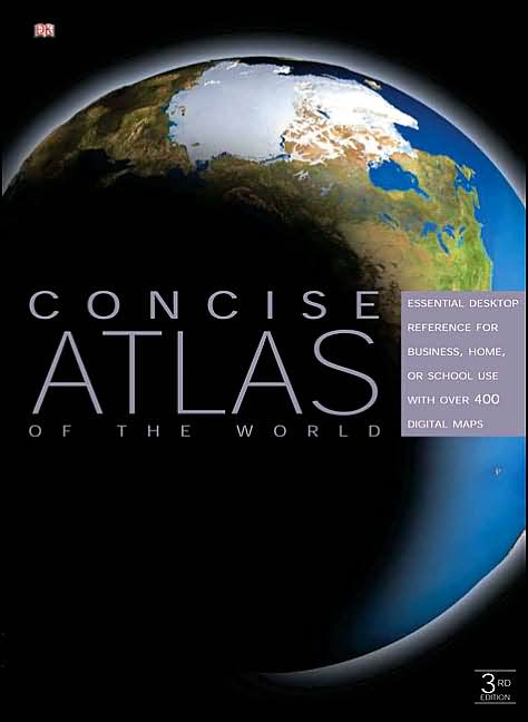 Picture of World Atlas: Concise Atlas of the World