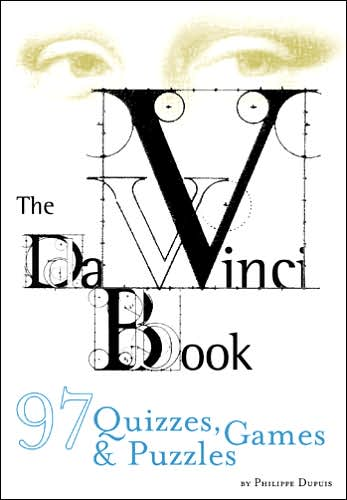 Picture of Books: Games: Da Vinci Book: 97 Quizzes, Games, & Puzzles