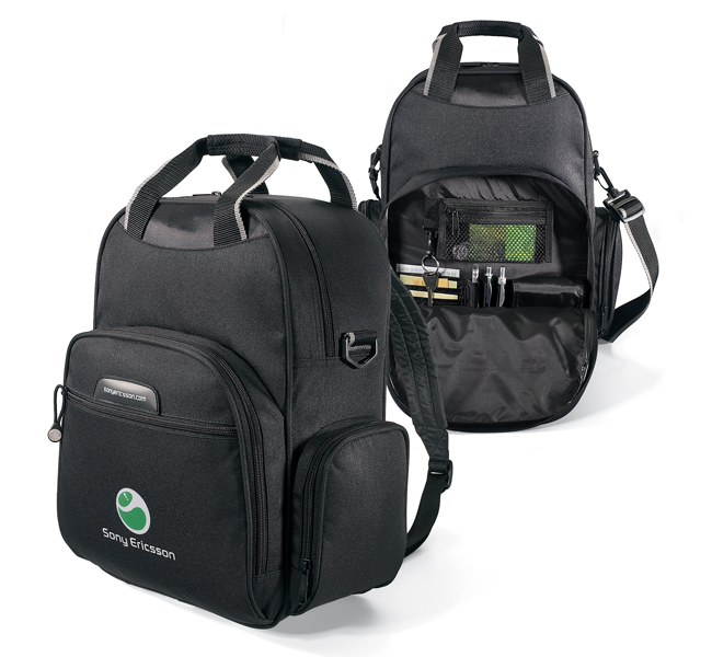 Picture of Convertible Backpack II, Promotional Logo Convertible Backpack II