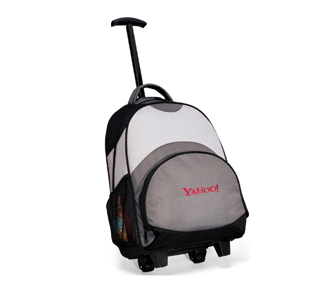 Picture of Apex Wheeled Backpack, Promotional Logo Apex Wheeled Backpack