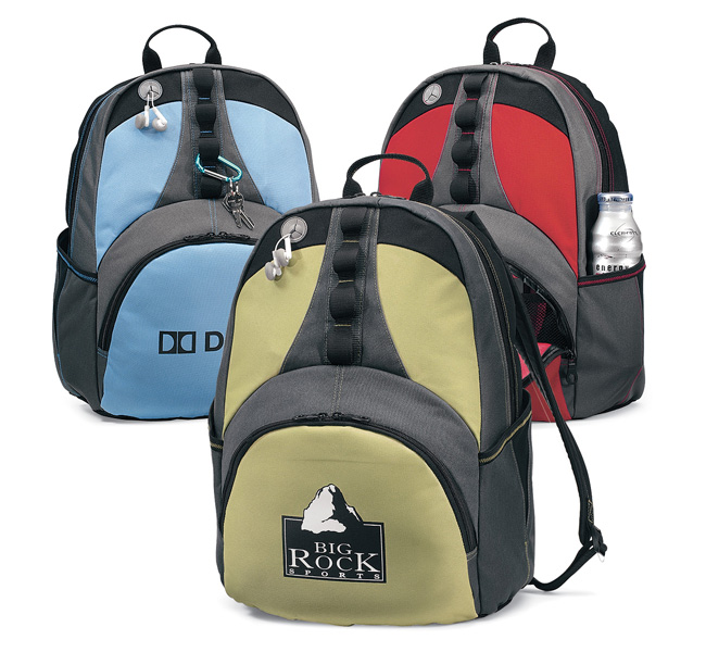 Picture of Summit Backpack, Promotional Logo Summit Backpack