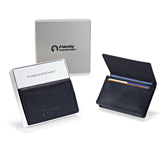 Picture of Expandable Business Card Holder