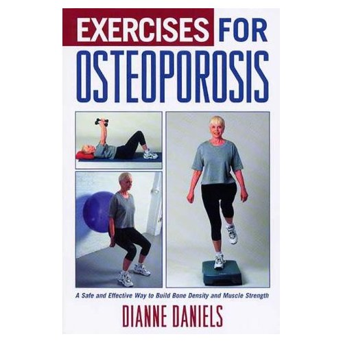 Picture of Gift Book: Health: Exercises for Osteoporosis, Promotional Logo Exercises for Osteoporosis