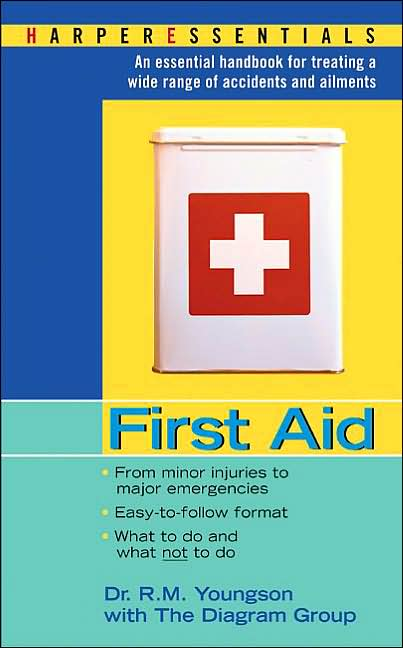 Picture of Gift Book: Health: First Aid