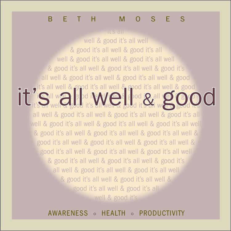 Picture of Gift Book: Health: It's All Well and Good