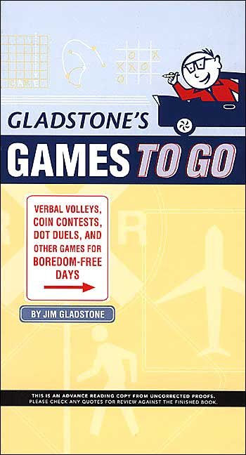 Picture of Books: Games: Gladstone's Games to Go