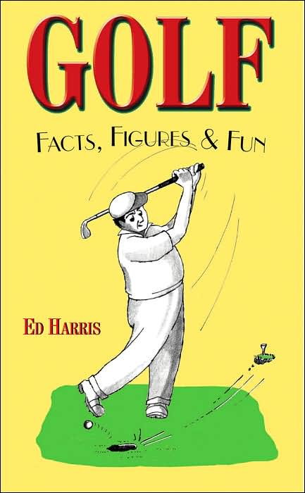 Picture of Golf Book: Golf Facts, Figures & Fun