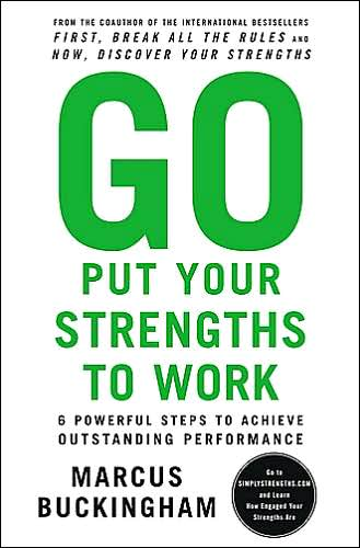 Picture of  Business Bestsellers: Go Put Your Strengths to Work