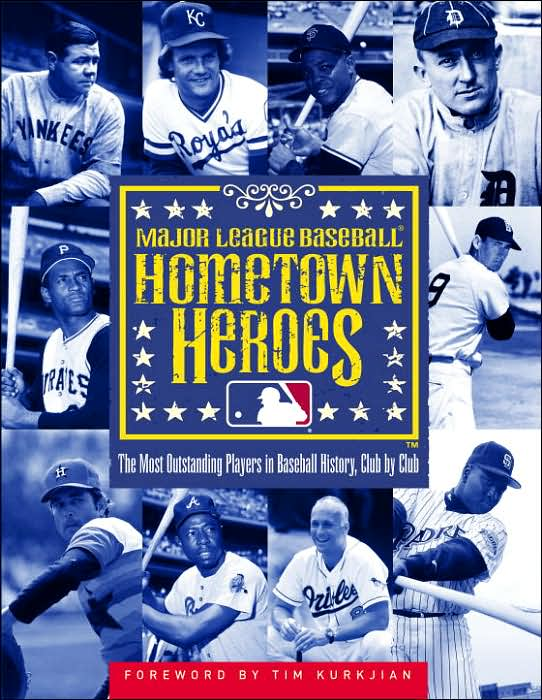 Picture of Sports Book: Hometown Heroes: The Most Outstanding Players in Baseball History, Club by Club