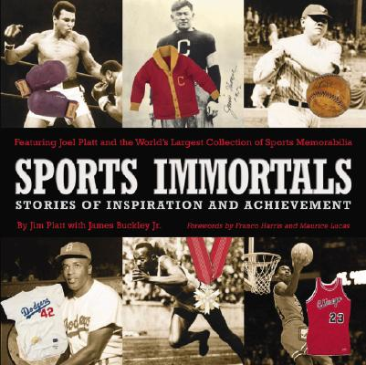 Picture of Sports Book: Sports Immortals: Stories of Inspiration and Achievement