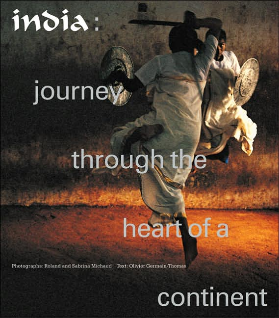 Picture of Travel Book: India: Journey through the Heart of a Continent